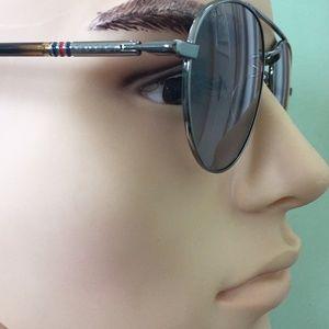 GUCCI – 56mm Aviator Sunglasses RUTHENIUM RUTHENIU